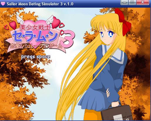 Sailor moon dating simulator moon maid download